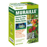 Muraille pucerons, psylles, thrips, mouches blanches, acariens - Décamp