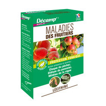 Maladies arbres fruitiers - Lécithine - Décamp